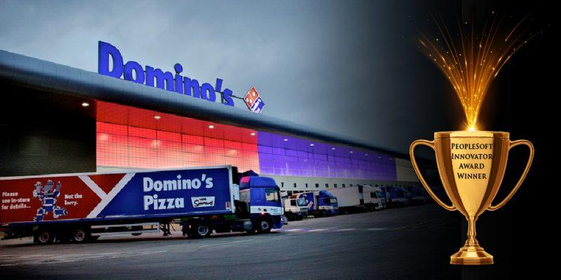 Domino's – PeopleSoft Innovator Award Winner